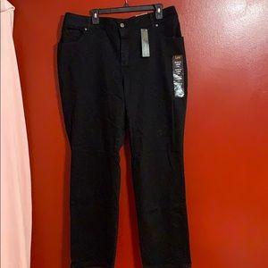 Brand new Lee women's plus jeans